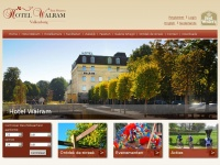 Hotel Walram | Genieten van de Limburgse gastvrijheid in Valkenburg!