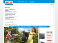 Houdthetdroog.nl - Productnieuws - EPDM Systems