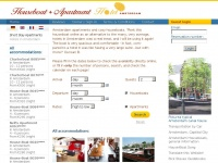 Houseboathotel.nl - Speciality of Amsterdam - House-Boat Hotel - Houseboats Amsterdam