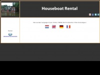 houseboatrental.nl
