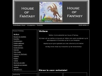Houseoffantasy.nl - Welkom | House of Fantasy