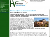Houtbouwvanderveen.nl - Home | Houtbouw van der Veen