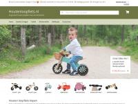 Houten Loopfiets - Altijd de laagste prijs bij Houtenloopfiets.nl