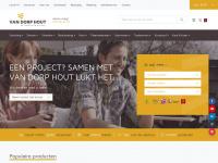 Van Dorp Hout de regionale houthandel voor tuinhout | Thuis pagina