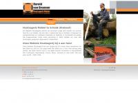Houtzagerij Mobiel Harold van Druenen | Mobiele Houtzagerij Oss, Uden, Grave, Brabant, Gelderland