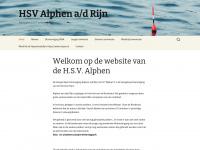 hsv-alphen.nl
