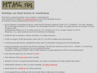 htmlfouten.nl