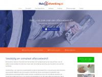 Huisafwerking | Huisafwerking.nl