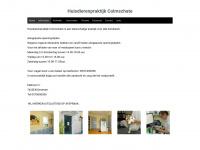 Huisdierenpraktijkcolmschate.nl - Huisdierenpraktijk Colmschate