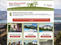 Huishurenitalie.nl - Home :: Huis Huren Italië