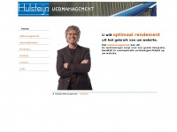 """Hulsteijn.nl - """"Hulsteijn Webmanagement. Advies, ontwikkeling en optimalisatie van websites"""""""