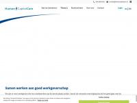 HumanCapitalCare - Samen werken aan vitaliteit en gezondheid - HumanCapitalCare