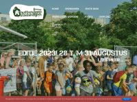 Huttendorp Stadshagen - Hét kinderevenement in de basisschoolvakantie!