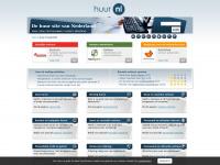 Huur.nl - Vind snel verschillende soorten huur en verhuurbedrijven.