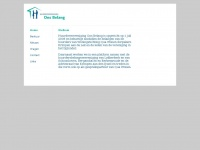 Hvonsbelang.nl - Huurdersvereniging Ons Belang | Belangenbehartiger van de huurders van woningbouwcorporatie QuaWonen