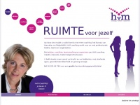 Hvmcoaching.nl - RUIMTE voor jezelf - HvM Coaching, Advies en Supervisie