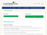 Hypericon, centrum voor integratieve geneeskunde. 1e lijns gezondheidscentrum in Nijmegen