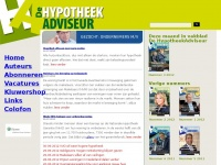 Hypo Vakblad – financieel en real eastate