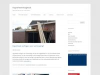 Hypotheekmagnaat, informatie over hypotheken
