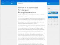 De Nederlandse Vereniging van Papiergeldverzamelaars IBNS Nederland