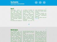 Han Hendriks website bouwen & website onderhouden