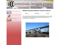 Ic-express.nl - International Couriers Express