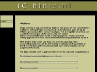 ic-hints.nl