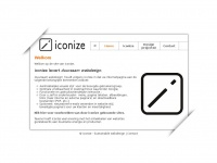 iconize | Volledige controle