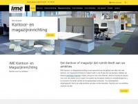 Ime-kantoorinrichting.nl - IME Kantoor- en Magazijninrichting | Ruimte voor uw ambities
