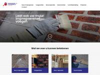 Impregneerbedrijf.nl - Muur impregneren - Voegwerken - Gevel stralen = Hét Impregneerbedrijf