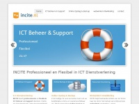 24X7 Systeembeheer en ICT Advies INCITE Emmeloord