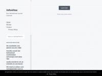 Infonline is een complete startpagina overzichtelijk onderverdeeld in dochterpagina's.