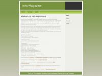 Inkt-Magazine.nl | Een podium voor nieuwe illustratoren en strip tekenaars