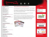 Online Zeitungen drucken - Zeitungsdruck im Berliner Format und im Rheinisches Format.- Zeitungsdruck.de