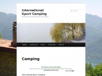 International Sport Camping, Porlezza aan Luganomeer