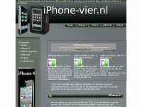 Iphone vier