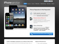 iPhone, iPad en iPod reparatie | iPhoneservice.nl