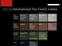 Home | ITC Leiden