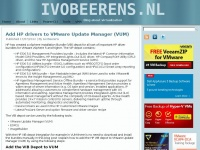 IVOBEERENS.nl - Blog about virtualization and cloud