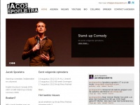 Jacob Spoelstra - Stand-up comedian, cabaretier, Stand-up comedy, cabaret