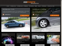 333EVENTS  - Homepage