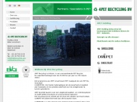 Home - 4PET Recycling