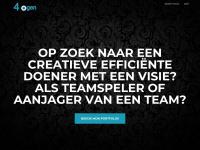 4ogen.nl - 4 ogen - Paul Nieuwdorp - Scrum master en Agile coach