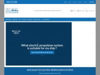 Arka.nl - ARKA - Electric propulsion systems - elektrische aandrijfsystemen.