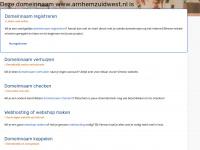 arnhemzuidwest.nl