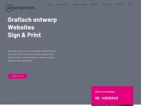 Jdprojecten.nl - JD Projecten | Reclamebureau | Webdesign | Drukwerk | Stickers | Belettering | Autoreclame Spandoeken | Vlaggen | Gevelreclame | Ontwerpstudio – Medemblik | West Friesland | Noord Holland