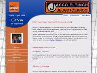 Jejtoernooi.nl - Home - Jacco Eltingh Jeugdtoernooi Wapenveld