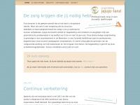 Jejujo-land.nl - Zorginstelling Jejujo-land   Professionele zorg in een huiselijk leefklimaat