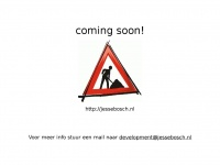 Jessebosch.nl - comming soon