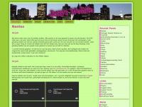Jessys.nl - Jessy's Website